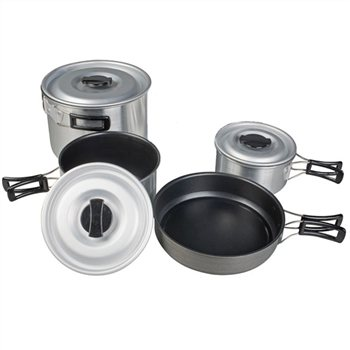 Kampa Feast Cookset   - Click to view a larger image