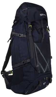 Regatta Kota Expedition 60+15L Expandable Rucksack 2020  - Click to view a larger image