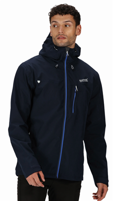 Regatta Birchdale Mens Jacket Navy/Nautical 2020  - Click to view a larger image