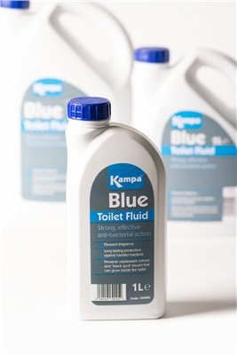 Kampa Dometic Blue Toilet Fluid 2019  - Click to view a larger image