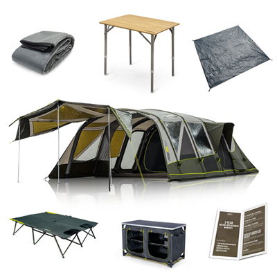 Zempire Aero TXL Air Pro Ultimate Tent Package Deal  - Click to view a larger image