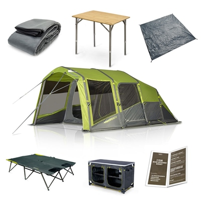 Zempire EVOTMAir Ultimate Tent Package Deal  - Click to view a larger image