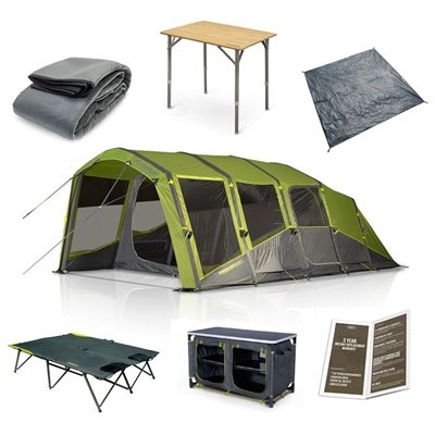 Zempire EVO TL Air Ultimate Tent Package Deal  - Click to view a larger image
