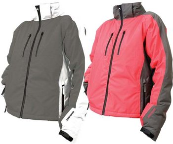 White Rock Uno Ladies Ski Snow Jacket 2010 - Click to view a larger image