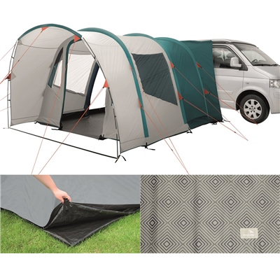 Easy Camp Guard Air Driveaway Awning Package Deal 2020  - Click to view a larger image