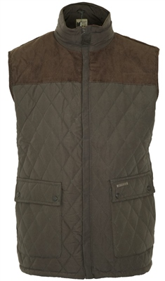 Champion Arundel Mens Bodywarmer Olive  - Click to view a larger image