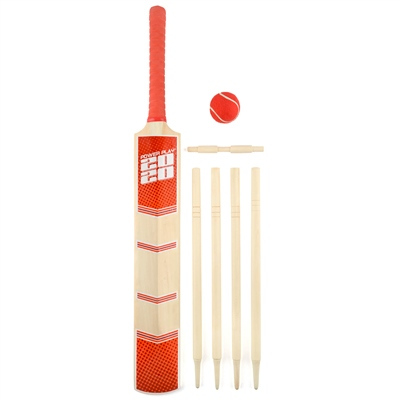 Powerplay Deluxe Size 5 Cricket Set   - Click to view a larger image