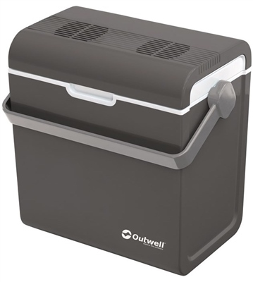 Outwell ECO Prime 24L Coolbox 12V/230V 2020 Campaign Special   - Click to view a larger image