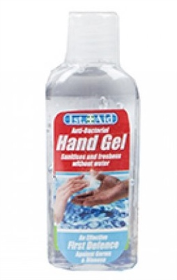 Emergency 60ml Hand Sanitizer Antibacterial   - Click to view a larger image