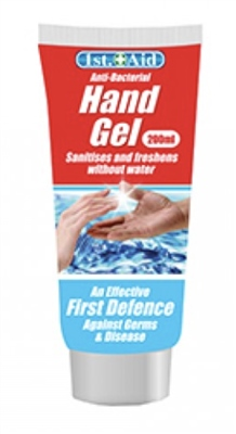 Emergency 200ml Hand Sanitizer Antibacterial   - Click to view a larger image