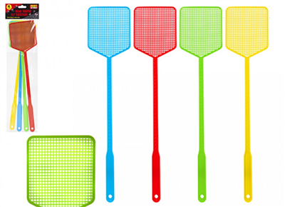 PMS Fly Swatters Pack Of 4  - Click to view a larger image