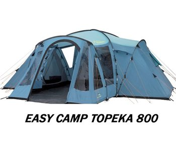 Easy Camp Topeka 800 Tour Dome Tent  2010  - Click to view a larger image