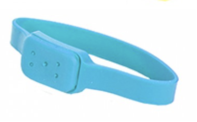 PMS Mosquito Wrist Band  - Click to view a larger image