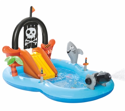 Intex Pirate Play Centre Pool   - Click to view a larger image