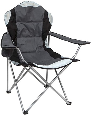Summit High Back Padded Relaxer Chair  - Click to view a larger image