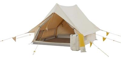 Nordisk Ydun Tech Mini Tent - Mustard  - Click to view a larger image
