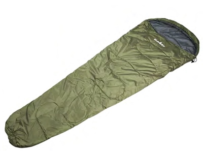 Summit Lightweight Mummy Sleeping Bag   - Click to view a larger image