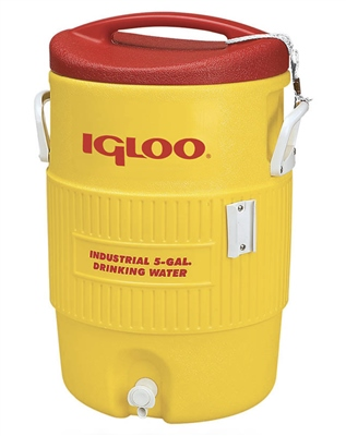 Igloo 400 5 Gallon Drinks Cooler  - Click to view a larger image