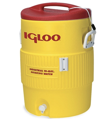 Igloo 400 10 Gallon Drinks Cooler  - Click to view a larger image