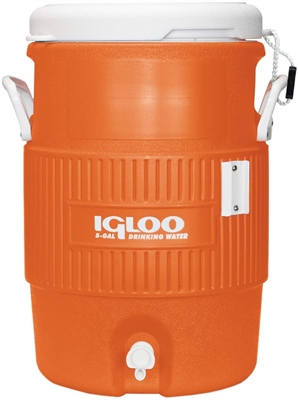 Igloo 5 Gallon Seat Top Drinks Cooler  - Click to view a larger image