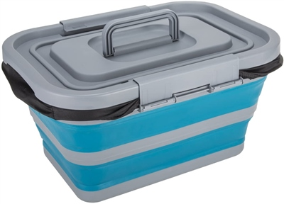 Summit Pop 37L Folding Coolbox  - Click to view a larger image
