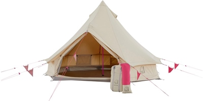 Nordisk Asgard Tech Mini Tent - Cherry  - Click to view a larger image