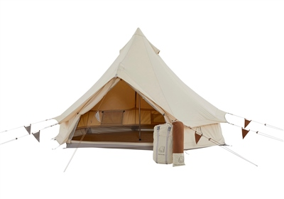 Nordisk Asgard Tech Mini Tent - Chocolate  - Click to view a larger image