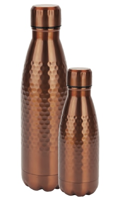 B&CO Honeycomb Double Walled Thermal Flask  - Click to view a larger image