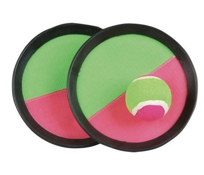 "PMS 7.5"" Velcro Catch Ball Set   - Click to view a larger image"