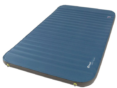 Outwell Dreamboat Double 7.5cm Self Inflating Mat  - Click to view a larger image