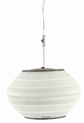 Outwell Lyra lamp Cream UK  - Click to view a larger image