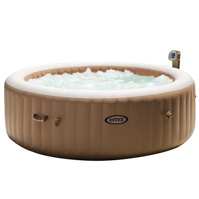 Intex PureSpa Bubble 6 Person Hot Tub  - Click to view a larger image