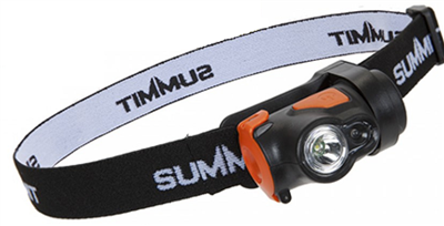 Summit Storm Force Night Vision 3W Cree Headlight  - Click to view a larger image