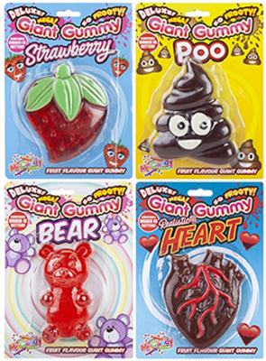 PMS Gummy Candy Deluxe Everyday  - Click to view a larger image