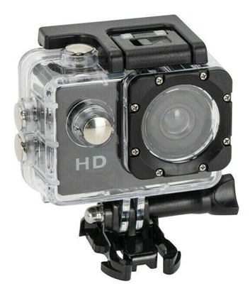 """PMS Action Cam With 2"""" LCD Screen  - Click to view a larger image"""