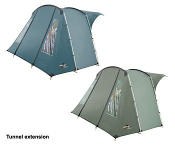 Vango Universal Tunnel Extension - Click to view a larger image  sc 1 st  C&ing World & Vango Universal Tunnel Extension | CampingWorld.co.uk