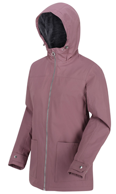 Regatta Bergonia II Womens Jacket Dusky Heather  - Click to view a larger image