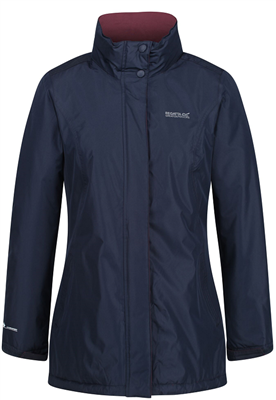 Regatta Blanchet II Womens Jacket Navy  - Click to view a larger image