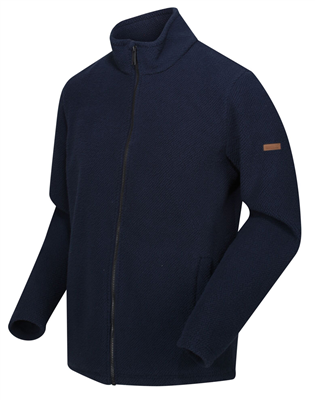 Regatta Esdras Mens Fleece Navy  - Click to view a larger image