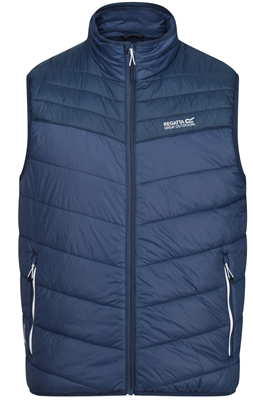 Regatta Mens Freezeway II Bodywarmer Brunswck Navy  - Click to view a larger image