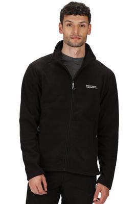 Regatta Hedman II Mens Fleece Black(Black)  - Click to view a larger image
