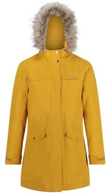 Regatta Womens Serleena II Jacket Mustard Seed  - Click to view a larger image