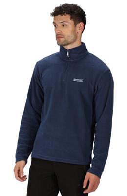 Regatta Thompson Mens Fleece Brunswick Blue  - Click to view a larger image