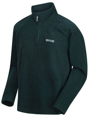 Regatta Thompson Mens Fleece Deep Pine  - Click to view a larger image