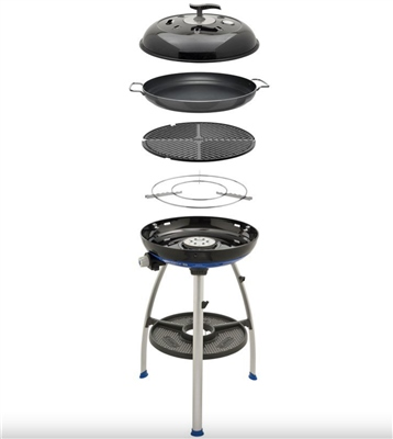 Cadac Carri Chef 2 BBQ Paella Pan Combo 2020  - Click to view a larger image