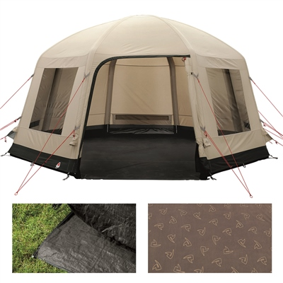 Robens Aero Yurt Air Tent Package Deal 2021  - Click to view a larger image