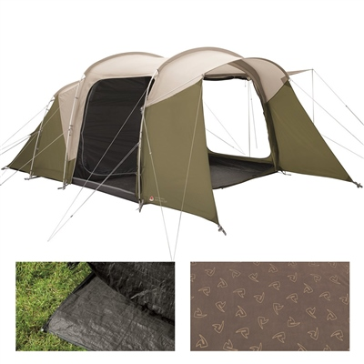 Robens Wolf Moon TC 5XP Tent Package Deal 2021  - Click to view a larger image