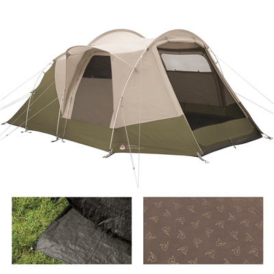 Robens Double Dreamer 5 Tent Package Deal 2021  - Click to view a larger image