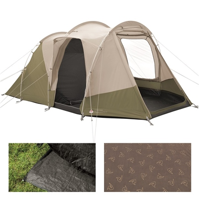 Robens Double Dreamer TC 4 Tent Package Deal 2021  - Click to view a larger image