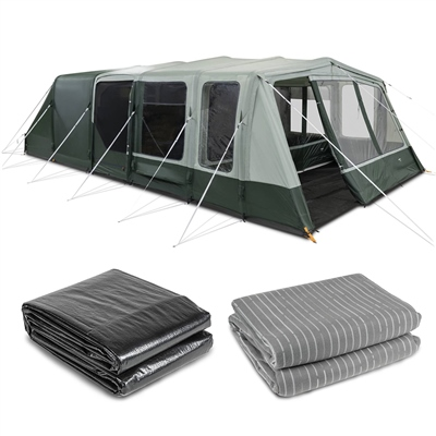 Dometic Ascension FTX 601 Air Tent Package Deal 2021  - Click to view a larger image